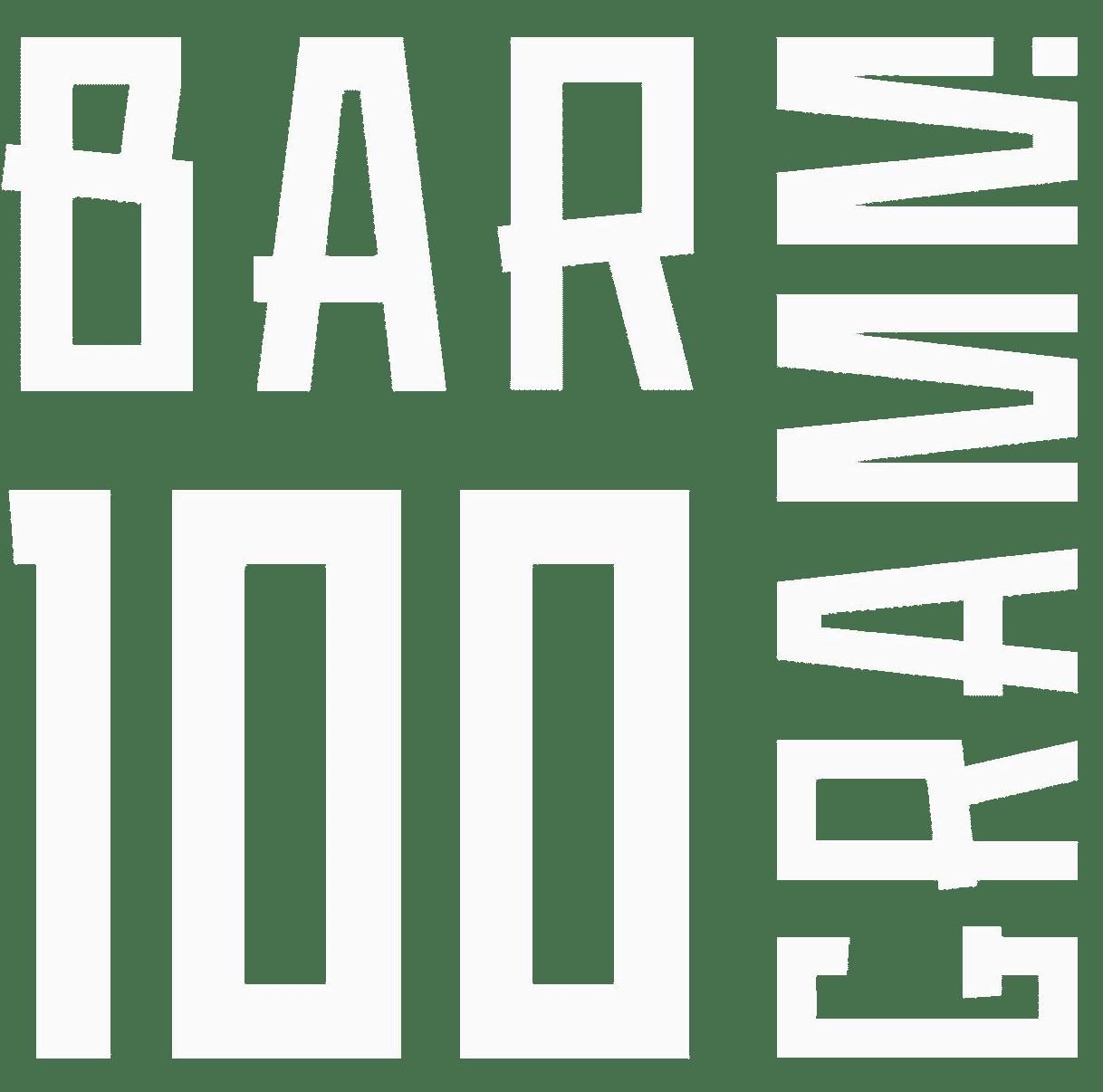 100 Gramm Bar